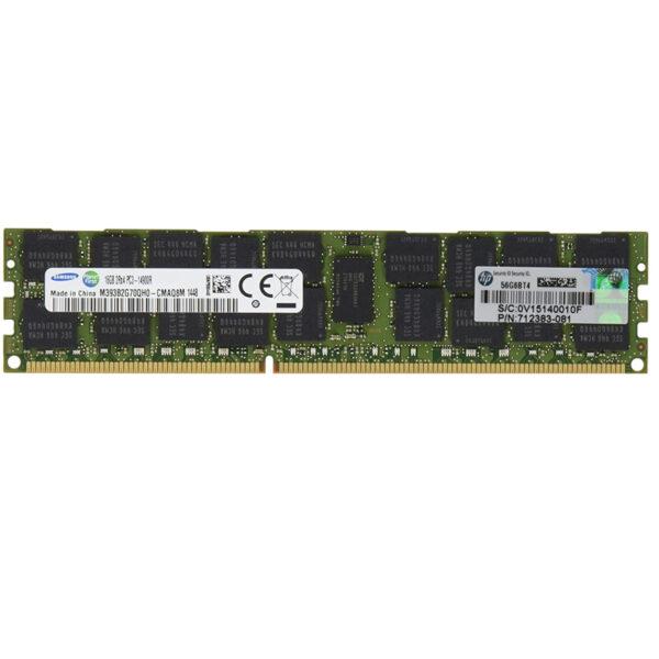 رم سرور HP 16GB PC3-14900R DDR3