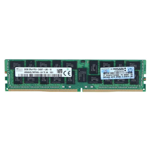 رم سرور HP 32GB Dual Rank x4 DDR4-2400