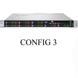 سرور dl360 g9 8sff