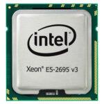 سی پی یو Intel Xeon Processor E5-2695 v3