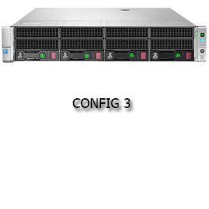 سرور DL 380 G9 4LFF