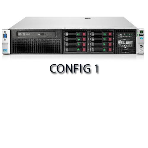 سرور DL380 G8 8SFF