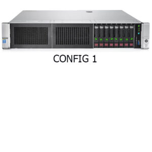 سرور DL 360 G9 8SFF