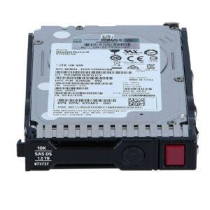 هارد HP 1.2TB 12G SAS 10K