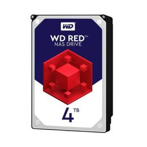 هارد وسترن دیجیتال 4tb red
