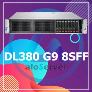 سرور dl380 g9 8sff