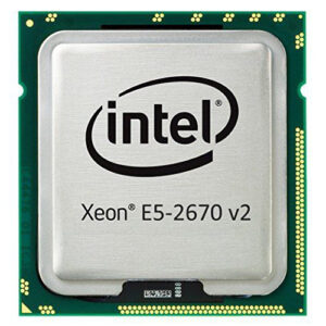 سی پی یو Intel® Xeon® Processor E5-2670 v2