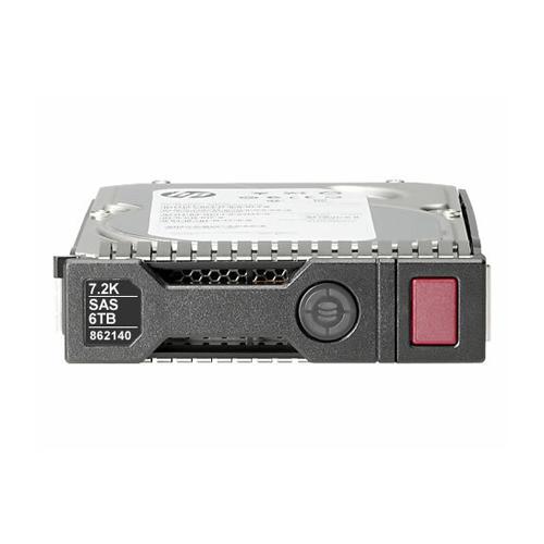 هارد HPE 6TB SAS 12G Midline 7.2K LFF 3.5in
