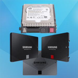 تفاوت هارد SSD , HDD