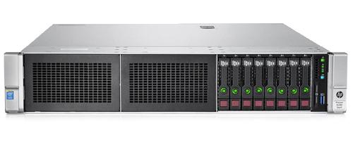 سرور اچ پی DL380 G9 8SFF
