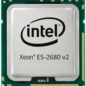 سی پی یو Intel® Xeon® Processor E5-2680 v2