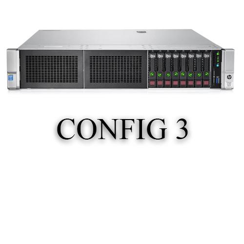 سرور HP DL380 G9 8SFF