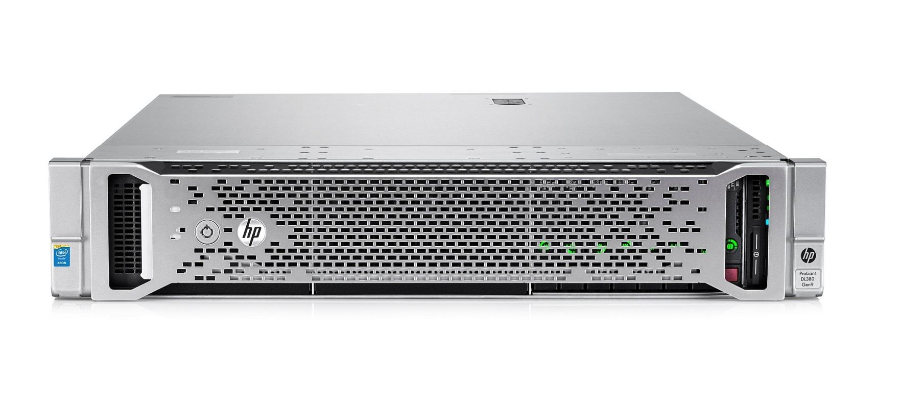 سرور HP DL380 gen9 8SFF