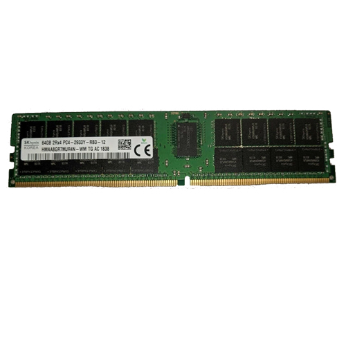رم اچ پی HPE 64GB (1x64GB) Quad Rank x4 DDR4-2933