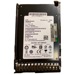 PACKAGE HPE SSD 1.6TB NVME G9