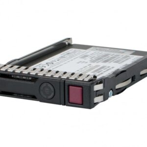 هارد اس اس دی HPE 400GB SAS 12G Write Intensive SFF (2.5in) SC