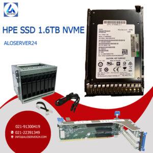 هارد اچ پی HPE SSD 1.6TB NVME