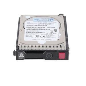 هارد سرور اچ پی HP 600GB SAS 12G 10K SFF 2.5in
