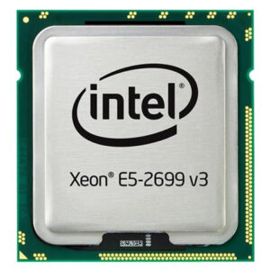 سی پی یو Intel® Xeon® Processor E5-2699 v3