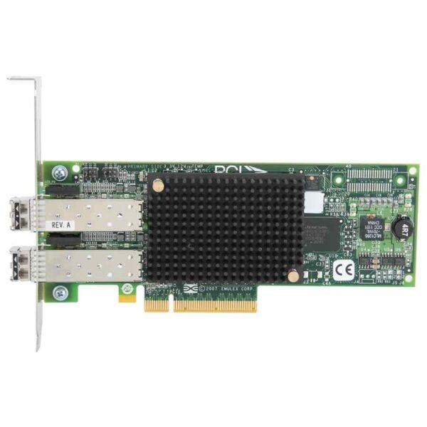 کارت شبکه سرور Dell Emulex LPe-12002 E Fibre Channel