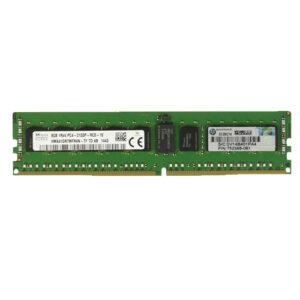 رم سرور اچ پی HPE 8GB (1x8GB) Single Rank x4 DDR4-2133