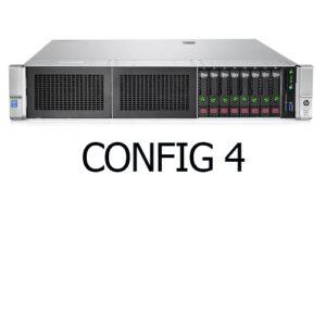 سرور HP PROLIANT DL380 G9 8SFF