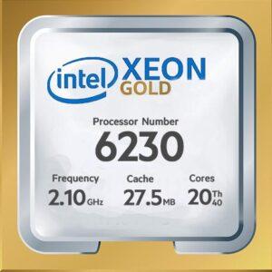پردازنده Intel Xeon Gold 6230