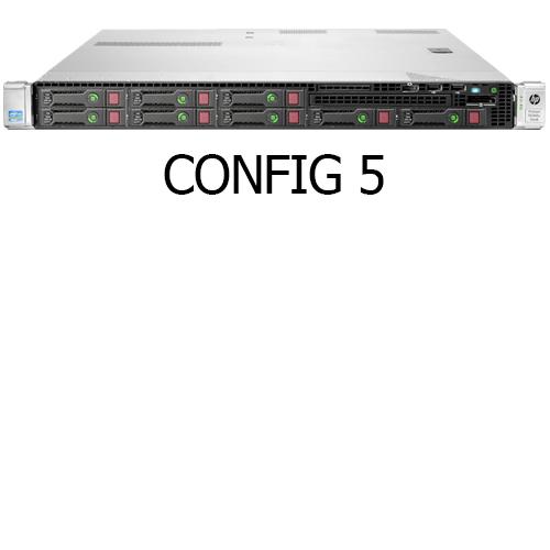 خرید سرور اچ پی HP DL360 G8 8SFF