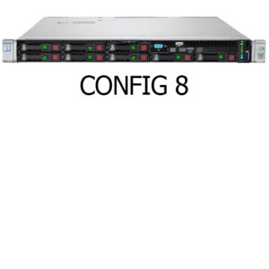 خرید سرور اچ پی DL360 G9 8SFF
