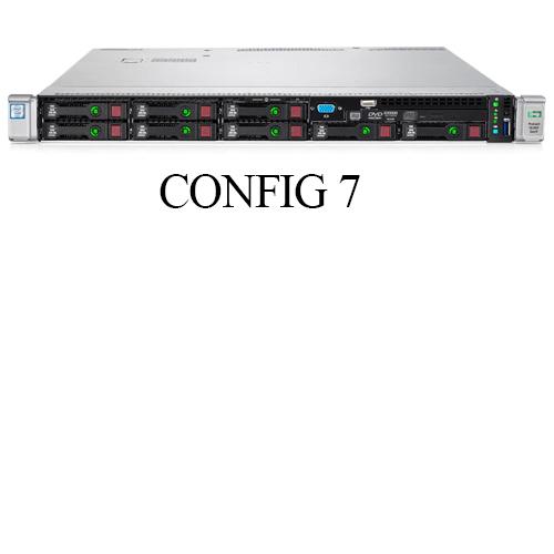 سرور اچ پی DL360 G9 8SFF