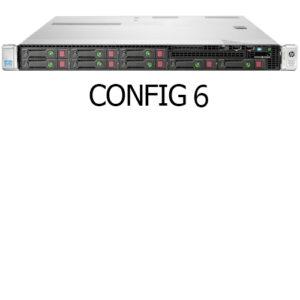 سرور اچ پی hp dl360 g8 8sff