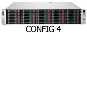 سرور اچ پی dl380 g8 25sff