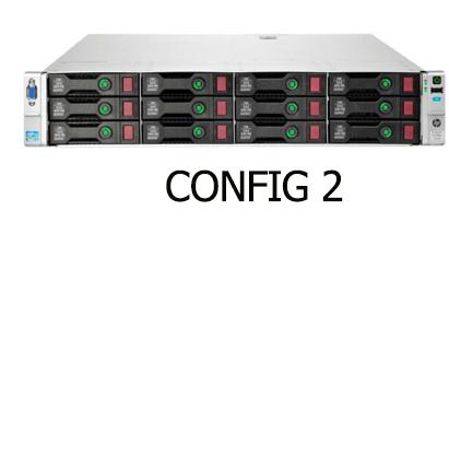سرور اچ پی DL380 G8 12LFF